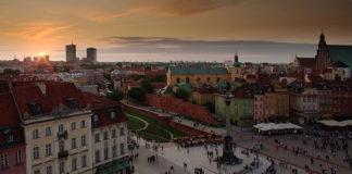 Dlaczego warto pracować w Warszawie?