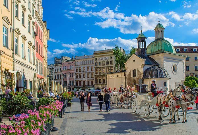Nieruchomości na sprzedaż w Krakowie
